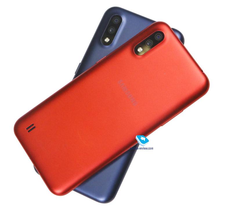 Обзор бюджетного смартфона Samsung Galaxy A01