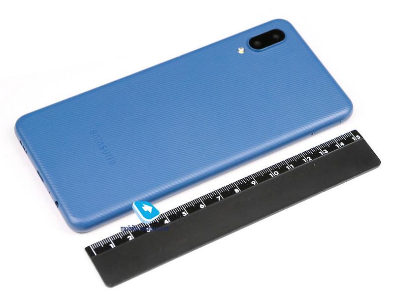 Обзор бюджетного смартфона Samsung Galaxy A02