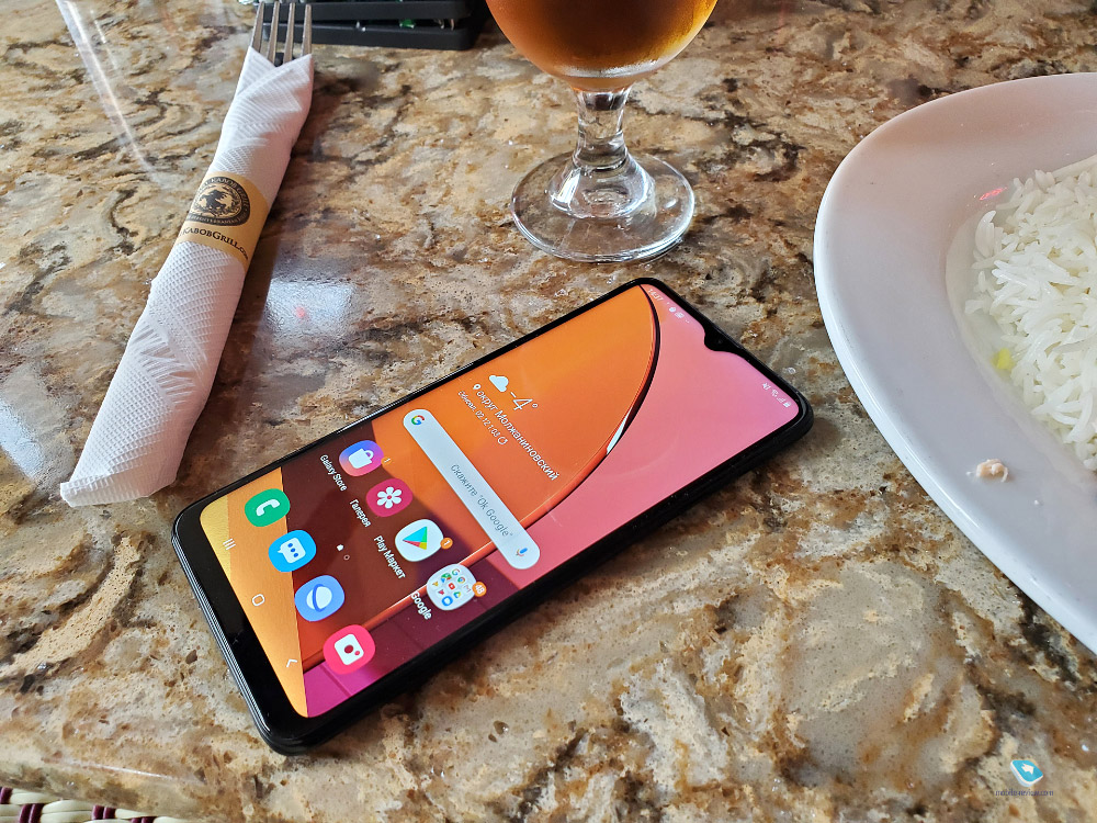 Обзор смартфона Samsung A20s 2019
