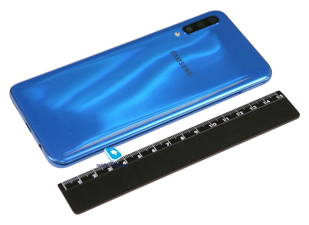 Обзор смартфона Samsung A50 2019 (SM-A505FN/DS)