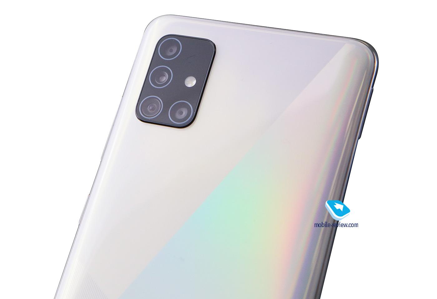 Гид покупателя. Сравнение iPhone SE 2020 и Galaxy A51