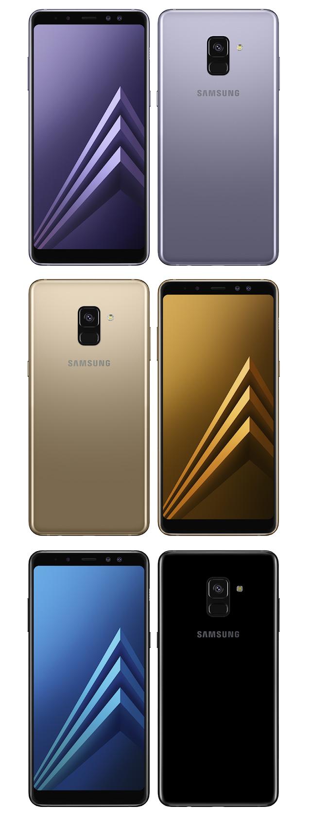 смартфон samsung galaxy a8 2019