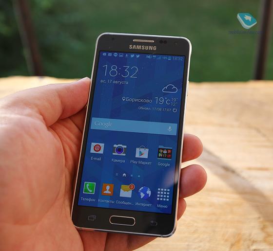 Samsung Galaxy A3 2016 года