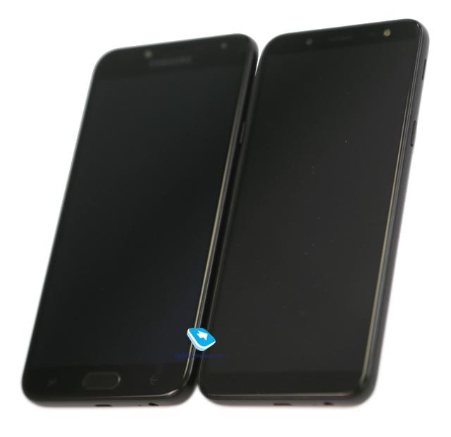 941149670d843 Mobile-review.com Обзор Android-смартфона Samsung Galaxy J4 2018 (SM ...