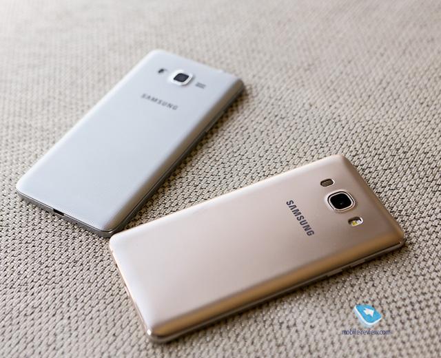 Обзор смартфона Samsung Galaxy J5 2016 J510FN/DS