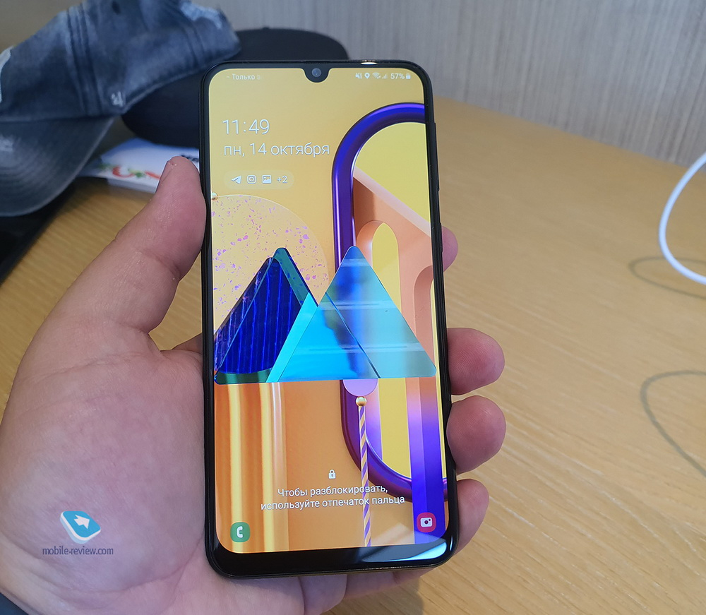 Первый взгляд на Samsung Galaxy M30s – король среднего сегмента