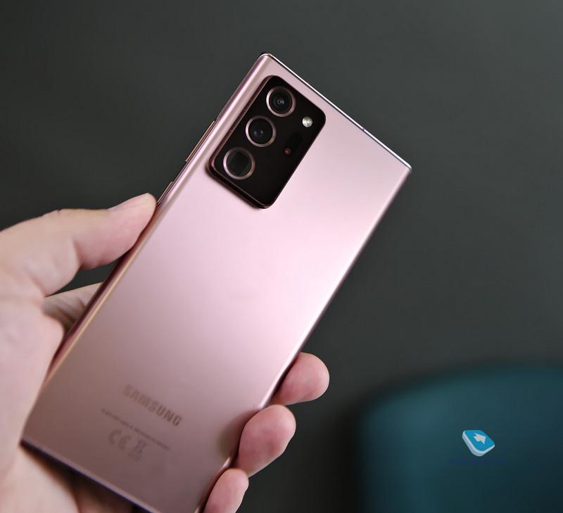 Обзор флагмана Samsung Galaxy Note20 Ultra (SM-N985/SM-N986)