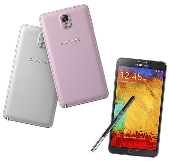 Смартфон Galaxy Note 3
