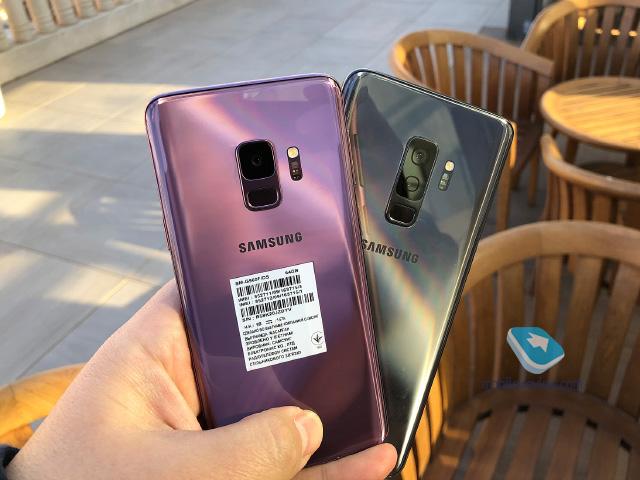 Samsung Galaxy Note 9 (SM-N960F/DS) обзор флагмана