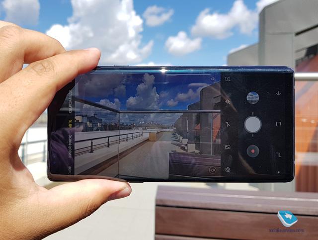 Фотокамера в Samsung Galaxy Note9 – как снимать хорошо
