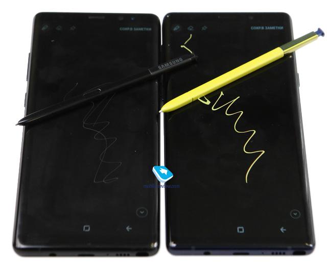 Mobile Reviewcom обзор флагмана Samsung Galaxy Note 9 Sm N960fds