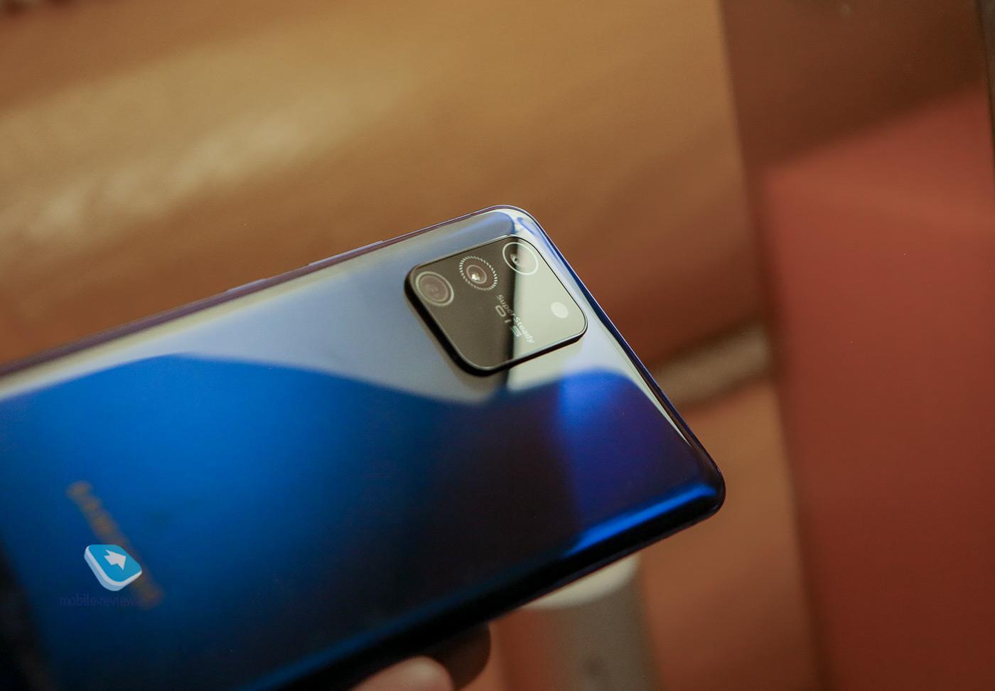 Первый взгляд на Samsung Galaxy S10 Lite (SM-G770F)