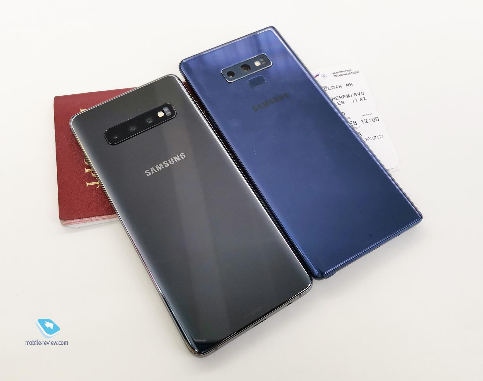 Samsung Galaxy S10 / S10 + (SM-G970F / G975F)