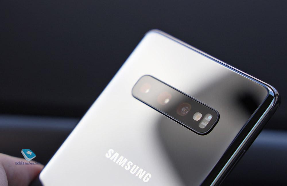 Обзор камер во флагманах Samsung – Galaxy S10e/S10/S10+