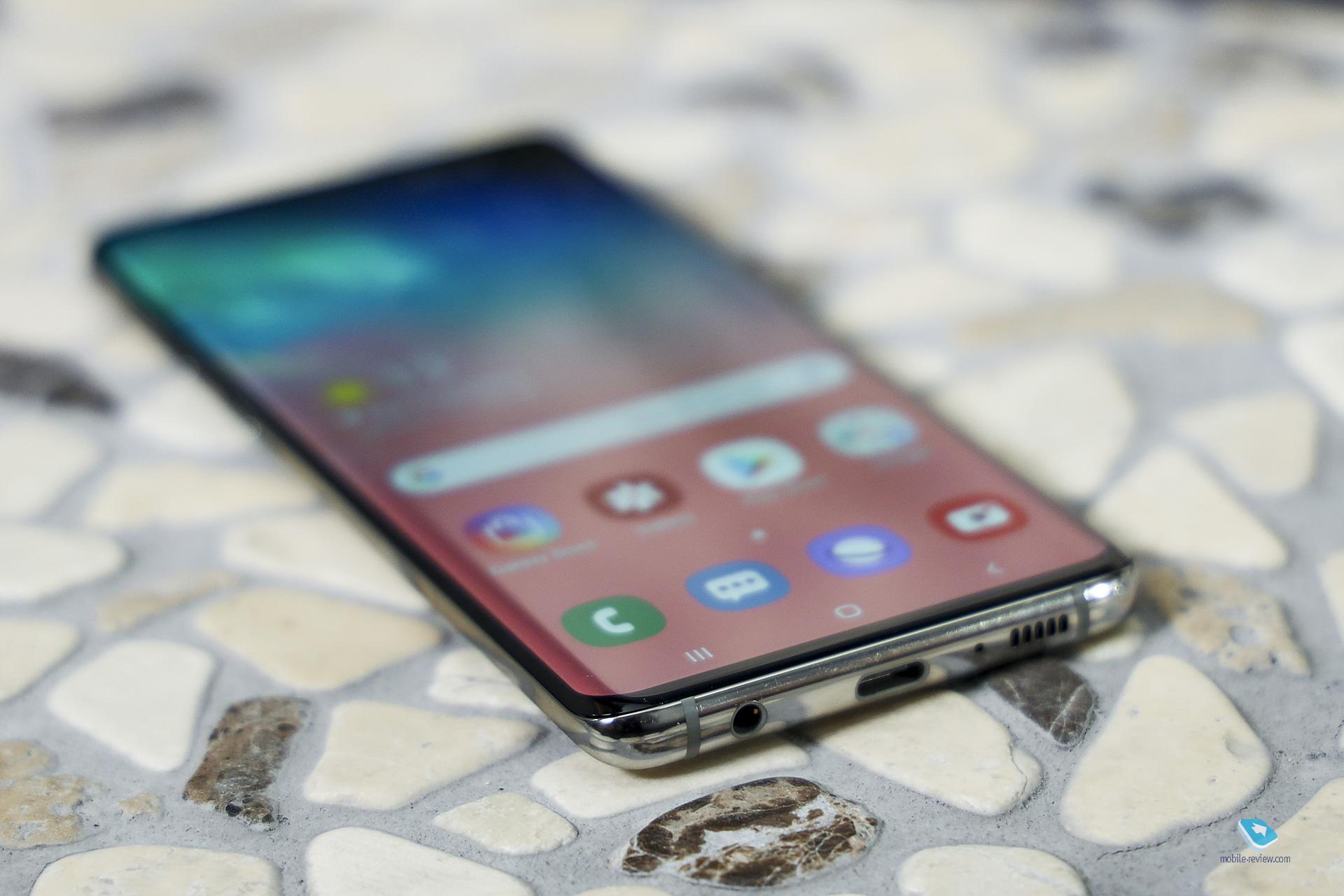 Динамики Samsung S10E