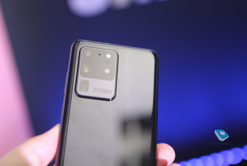 Обзор камеры в Samsung Galaxy S20 Ultra – другой пользовательский опыт