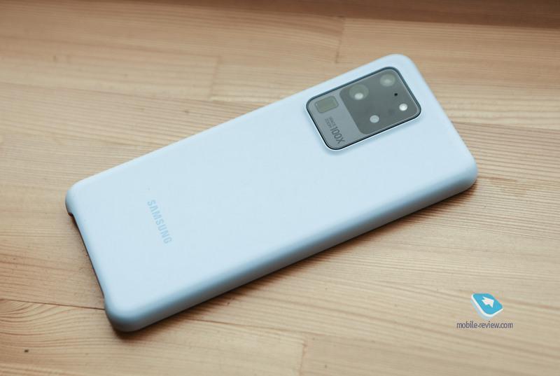 Обзор флагмана Samsung Galaxy S20 Ultra 5G