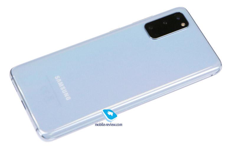 Обзор флагмана Samsung Galaxy S20