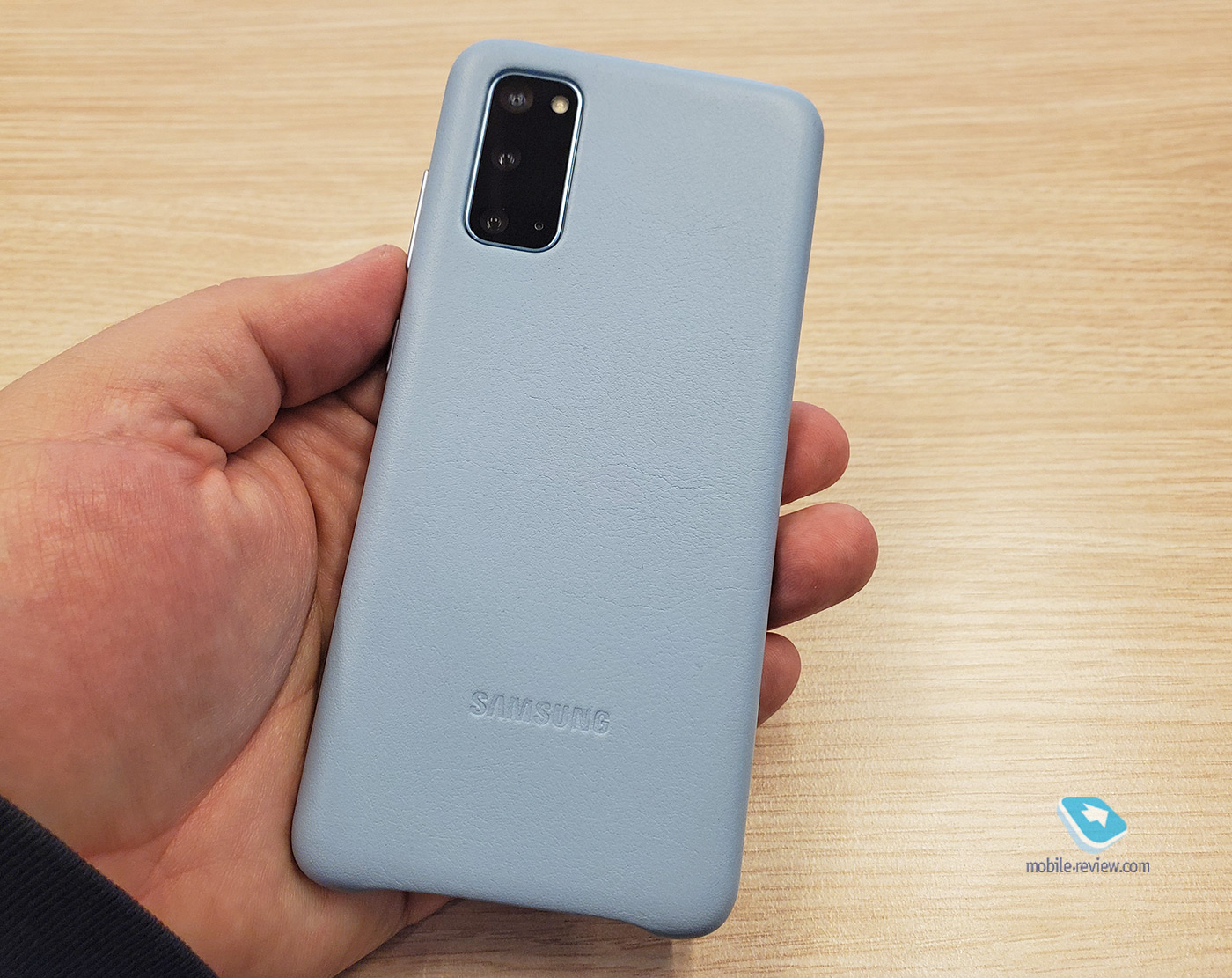 Обзор флагмана Samsung Galaxy S20 (SM-G980F)