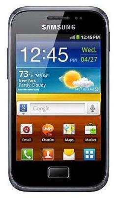 Crack Galaxy S3 Mini