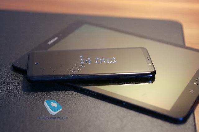 Обзор флагмана - Samsung Galaxy S8/S8+ (SM-G950/G955)