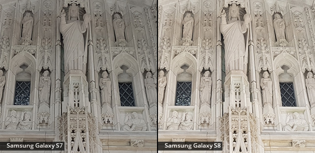 Первый взгляд на Samsung Galaxy S8/S8+