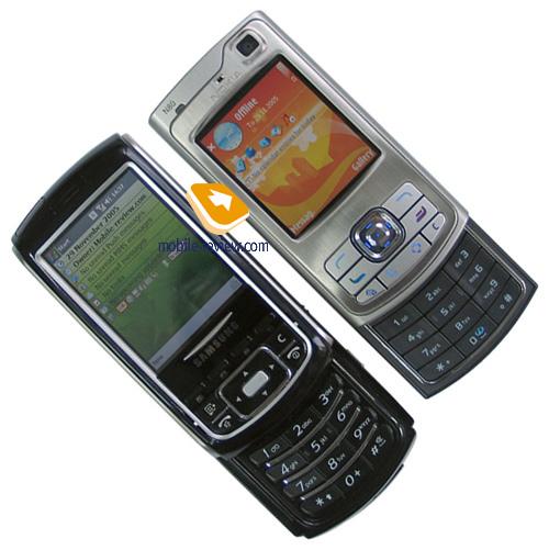 of Sony Ericsson W900 Are