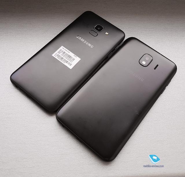 Обновление среднего сегмента от Samsung – модели J4 2018 и J6 2018