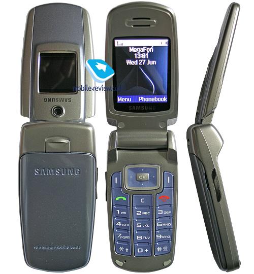 Обзор GSM-телефона Samsung SGH-M300