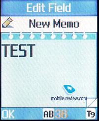 Обзор GSM-телефона Samsung SGH-X450