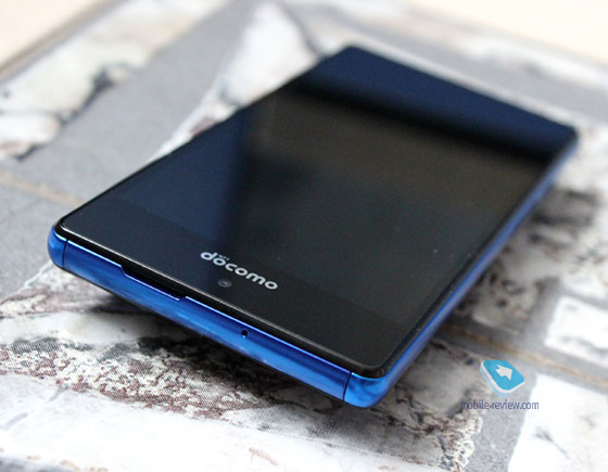Mobile-review com Обзор японского компактного флагмана Sharp Aquos