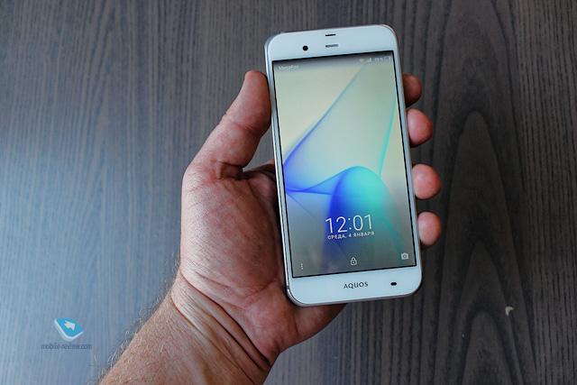 Ретроспективный обзор смартфона Sharp AQUOS Xx3