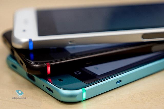 Mobile-review com Ретроспективный обзор смартфона Sharp