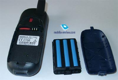 Mobile-review.com Обзор GSM телефона Siemens А35(A36)