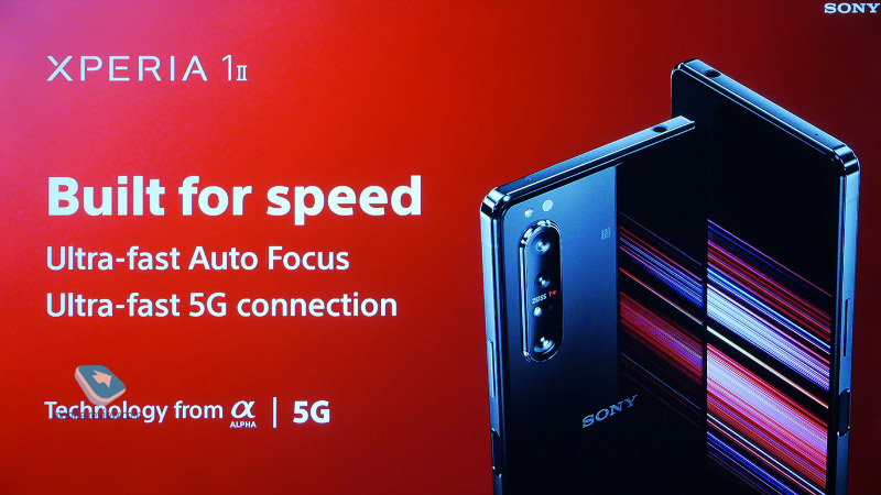 Первый взгляд на Sony Xperia 1II и Xperia 1II Pro