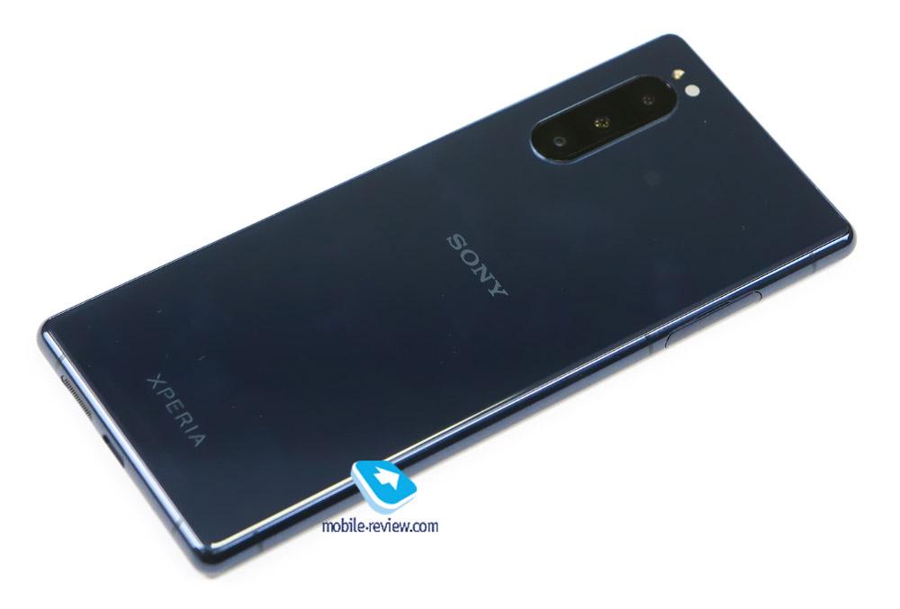 Обзор смартфона Sony Xperia 5