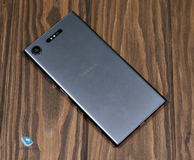 Обзор смартфона Sony Xperia XZ1