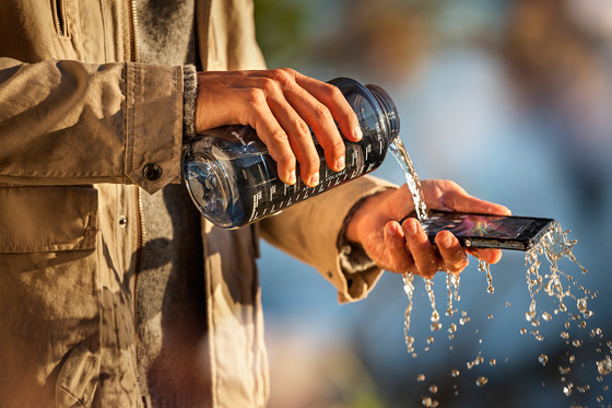 Бирюльки №573. Как защита от воды в электронике стала массовой технологией