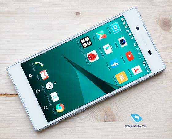 смартфон sony xperia z5 отзывы