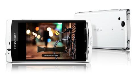 Смартфон Sony Ericsson Xperia Arc S (LT18i) - обзор