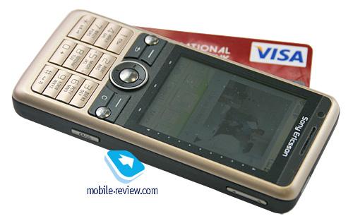 Sony Ericsson G700 - обзор смартфона