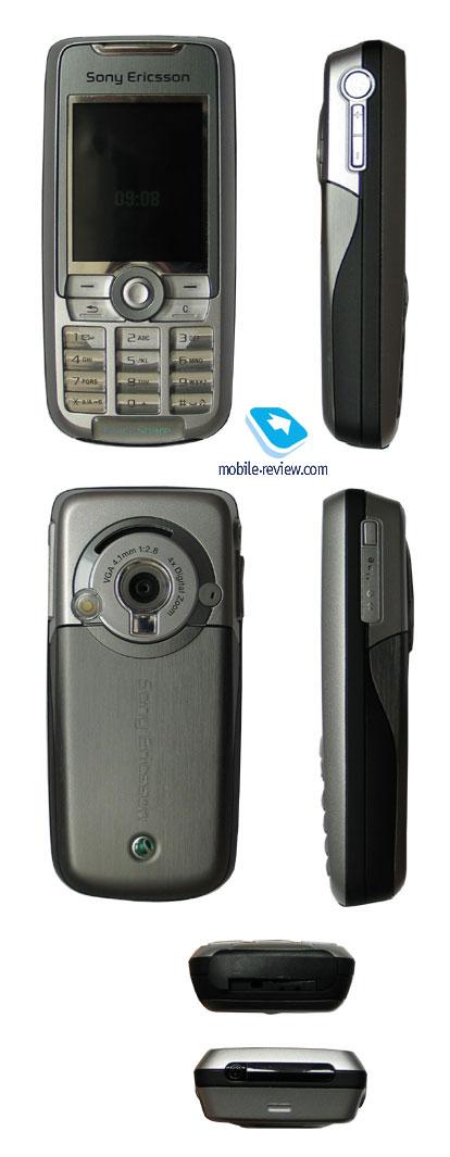Mobile-review.com Обзор GSM-телефона Sony Ericsson K700