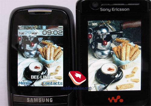 Sony Ericsson W900i Такое