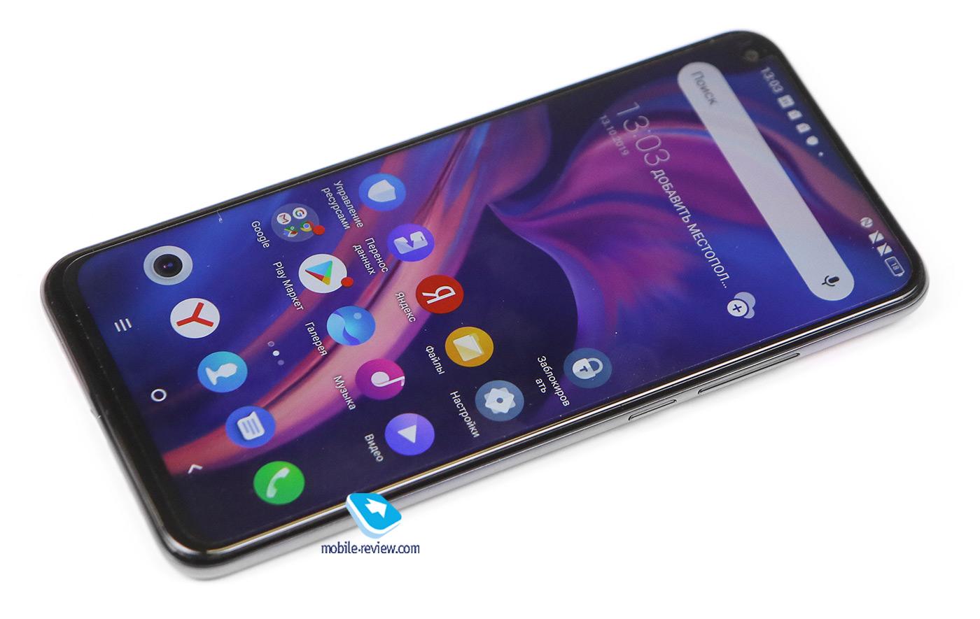 Обзор смартфона TCL Plex (T780H)