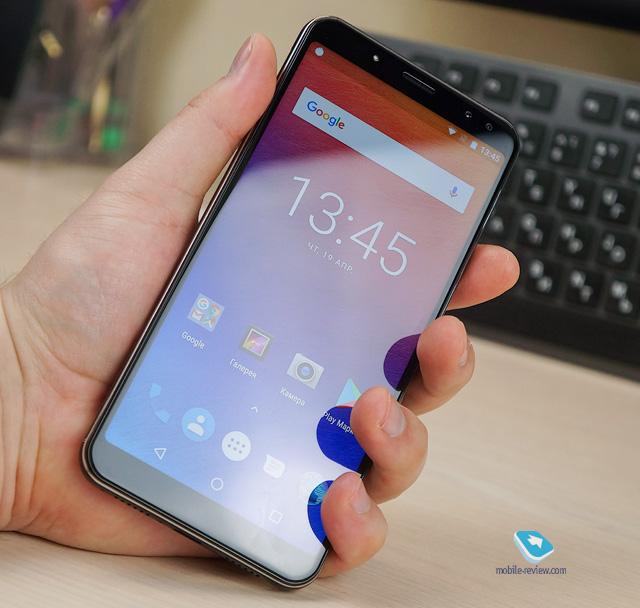 Обзор смартфона Ulefone Power 3