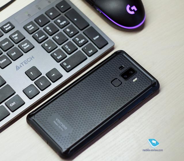Обзор защищенного смартфона Vernee V2 Pro