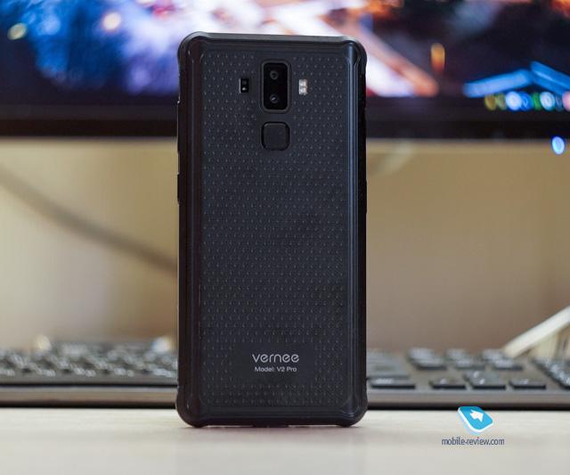 Vernee V2 Pro обзор защищенного смартфона (IP68) с NFC