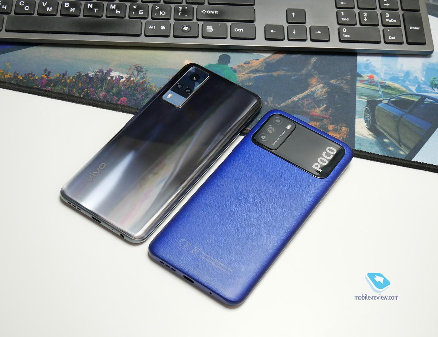 Обзор vivo Y31 – для тех, кто любит красивые телефоны