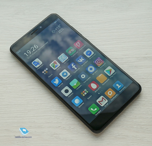 Обзор смартфона Xiaomi Mi Max 2