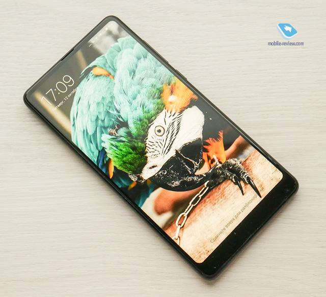 Обзор смартфона Xiaomi Mi MIX 2